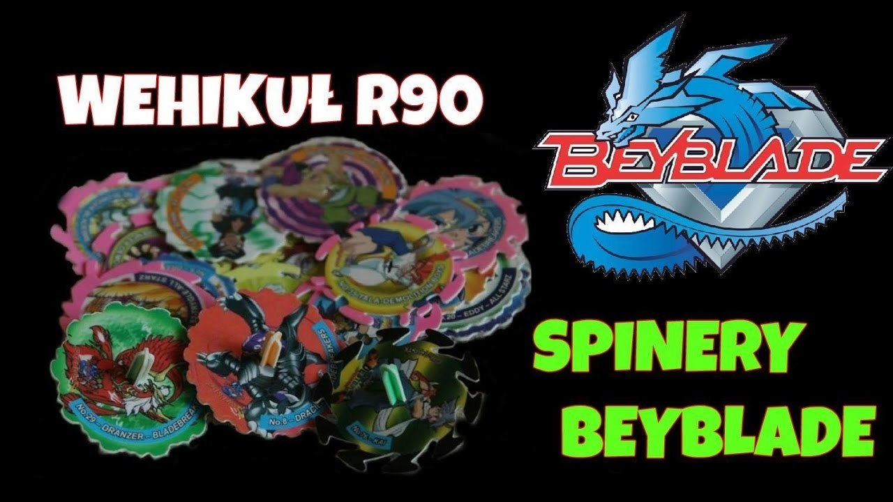 Spinery Beyblade –